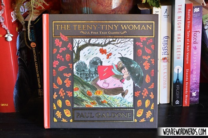 The Teeny-Tiny Woman (Folk Tale Classics) by Paul Galdone