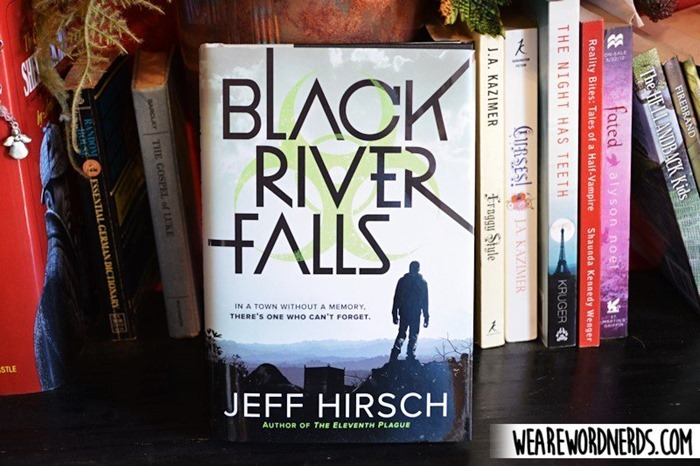 Black River Falls by Jeff Hirsch
