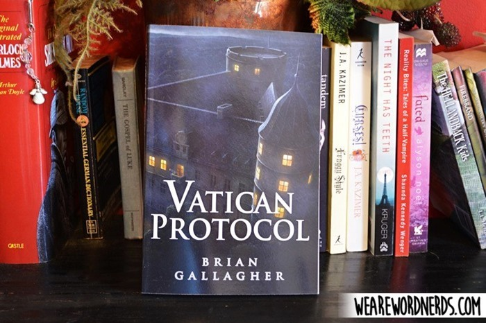 The Vatican Protocol by Brian Gallagher