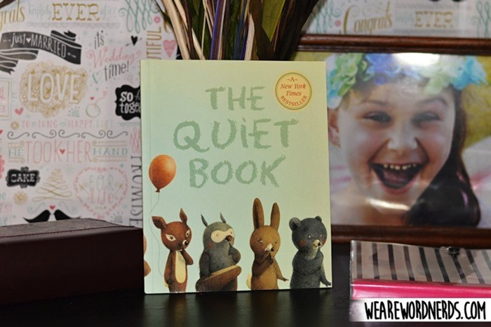 The Quiet Book by Deborah Underwood