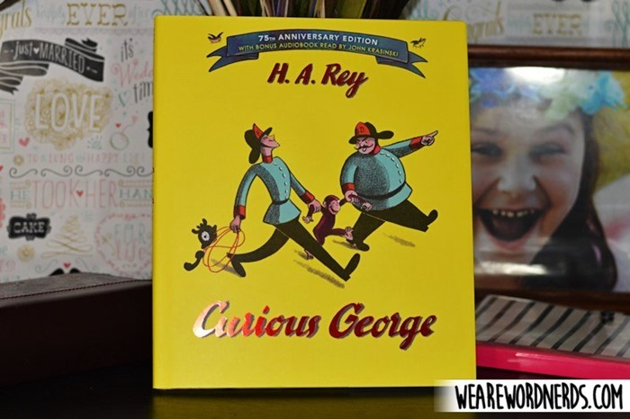 Curious George: 75th Anniversary Edition by H. A. Rey
