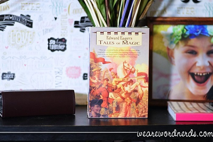 Tales of Magic Boxed Set by Edward Eager