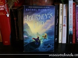 Journey's End by Rachel Hawkins