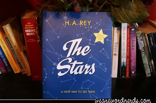 The Stars: A New Way to See Them by H. A. Rey