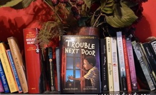 Trouble Next Door: The Carver Chronicles, Book Four by Karen English
