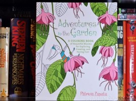 Adventures in the Garden: A Coloring Book by Patricia Zapata