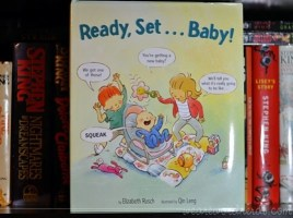 Ready, Set . . . Baby! by Elizabeth Rusch