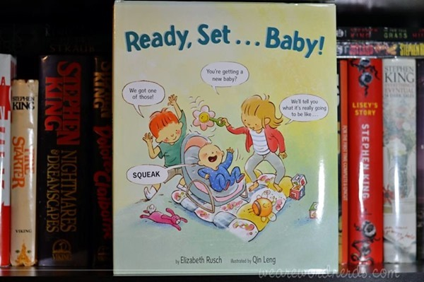 Ready, Set . . . Baby! by Elizabeth Rusch