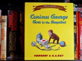 Curious George Goes to the Hospital (Special Edition) by H. A. Rey
