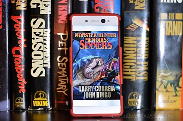 Fridayreads Monster Hunter Memoirs Sinners By Larry Correia And