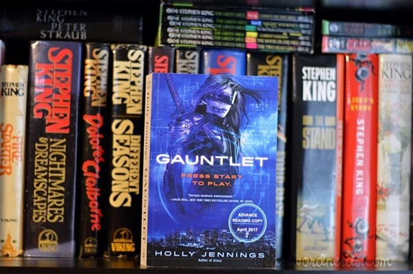 Gauntlet (Arena) by Holly Jennings