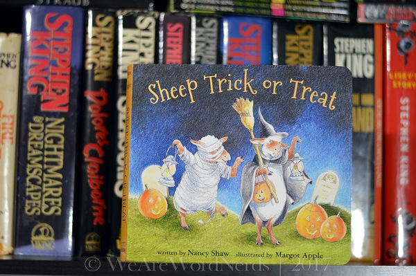 Sheep Trick or Treat (board book) by Nancy E. Shaw