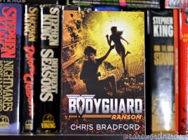 Bodyguard: Ransom (Book 4) by Chris Bradford
