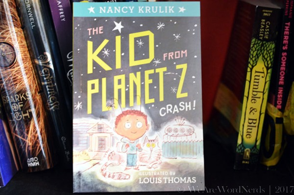 Crash! #1 (The Kid from Planet Z) by Nancy Krulik