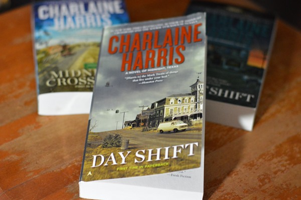 Midnight, Texas series by Charlaine Harris