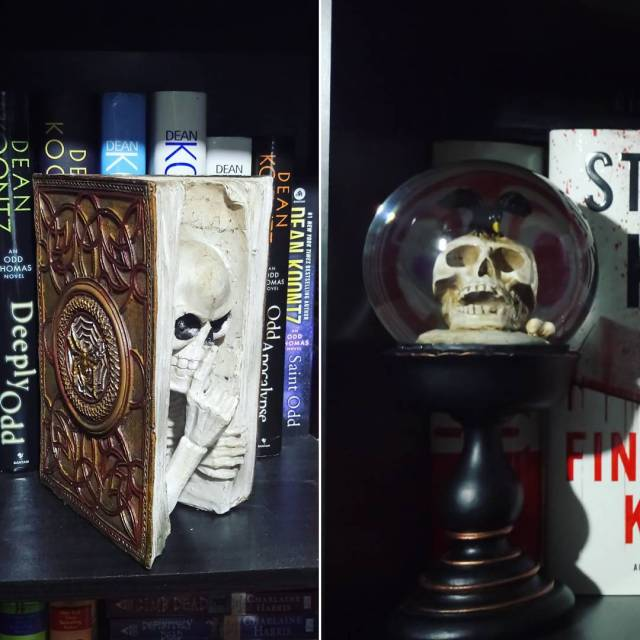 New additions to the horror section in my homelibrary bookroomhellip