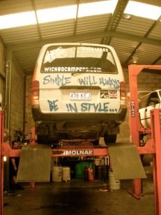 """Simple will always be in style"" (?)Swansea / Australia"
