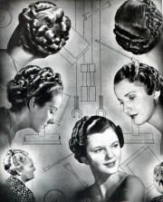 >vintage hair- basics