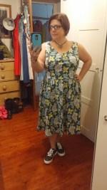 Lindy Bop dress - new