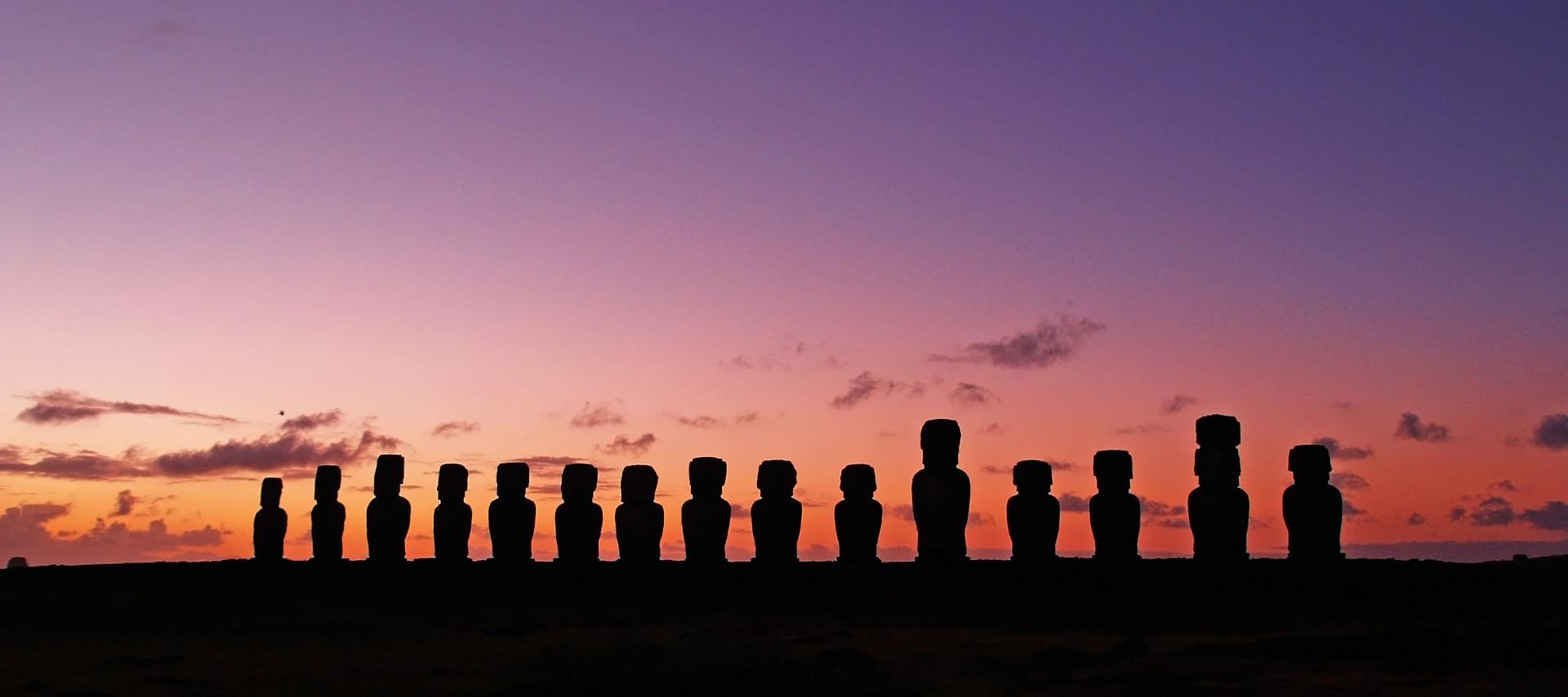 DNA-undersöök: Inheymske amerikanen en polynesiers 800 jår leaden künnigen
