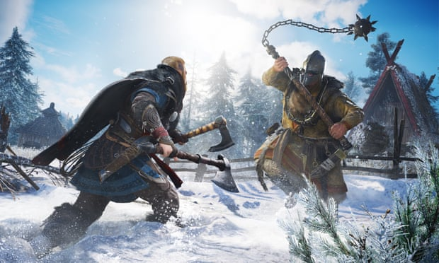 Assassin's Creed Valhalla review: bewulked med kans up beerhalle ****