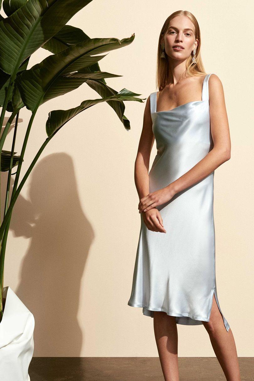 платье-комбинация Protagonist весна 2017