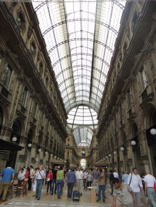 World's Oldest Shopping Centre - Milan