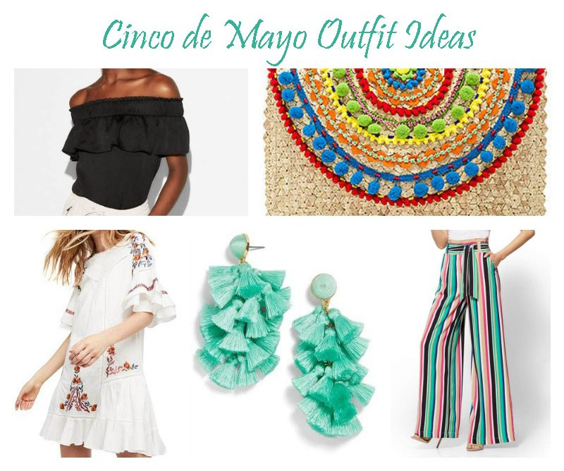 outfit options for cinco de mayo