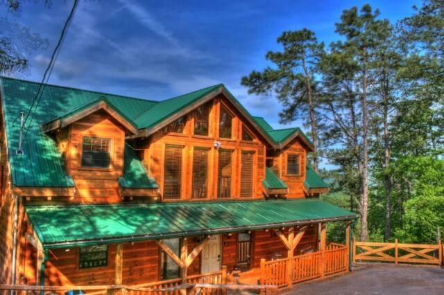 Cabin Rentals Pigeon Forge Cabins In Pigeon Forge Tn