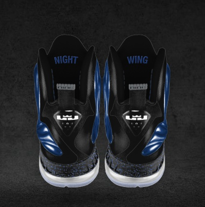 a09171202b1fe Nike LeBron 9 iD Limited Foamposite Option Now Available - WearTesters