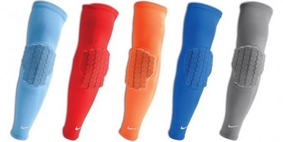 Nike Pro Combat Vis Deflex Basketball Sleeve New Colorways