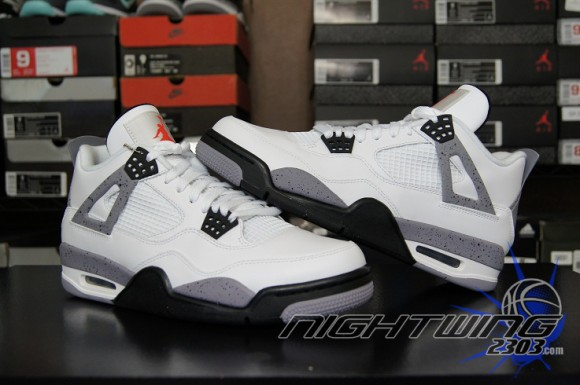 ad33d930a6bf First Impression  Air Jordan IV (4) Retro - WearTesters