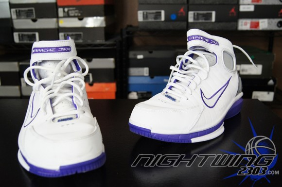 5264bb65fbced Nike Zoom Huarache 2k4 Performance Review - WearTesters