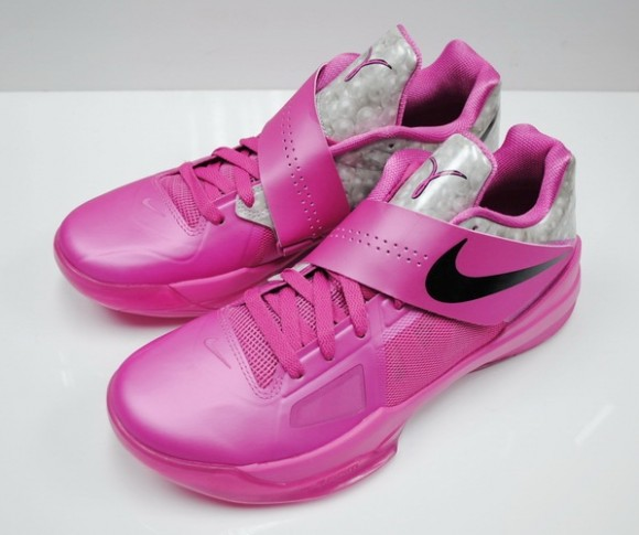 Nike Zoom KD IV (4) Think Pink/ Aunt Pearl - Available Now ...