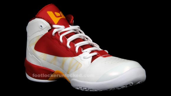 the latest 4737d 978b5 Jordan-Fly-Wade-2-EV-White-Del-Sol-Gym-Red-Available-at-HOH-3