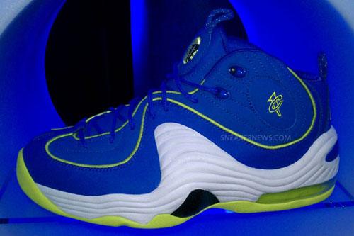 buy popular 9727f b97bb Nike Air Penny II (2) Retro Soar Cyber – Summer 2012