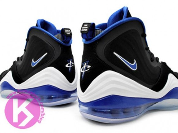 cheap for discount 3b0bf 0b769 Nike Air Penny V (5) – Detailed Images