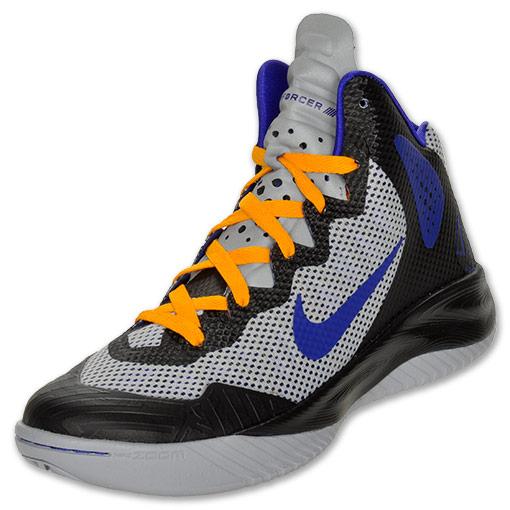 Nike Zoom Hyperenforcer XD Black  Concord  Wolf Grey  Del Sol ... dc125d4f82