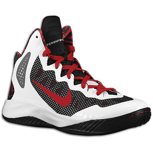 wholesale dealer d9488 18993 Nike Zoom Hyperenforcer XD White  Black – Sport Red