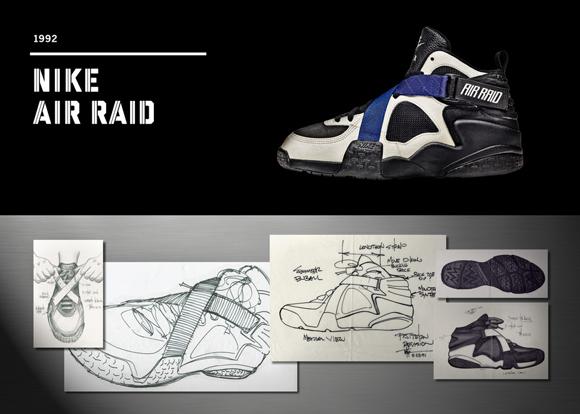 20 Nike Basketball Designs that Changed the Game  Nike Air Raid ... 884170c21cab