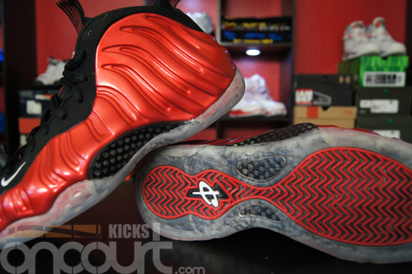 5d168b7e972 First Impression  Nike Air Foamposite One - WearTesters