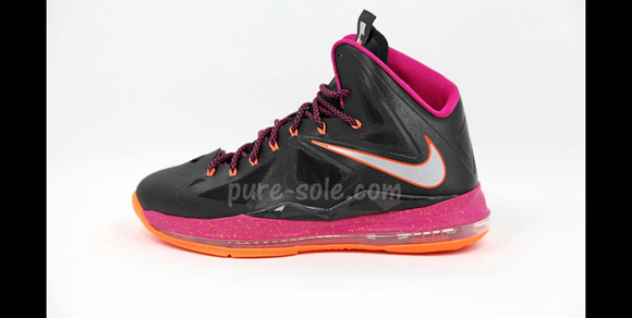 separation shoes edc80 dd02f Nike LeBron X (10) – Detailed Look