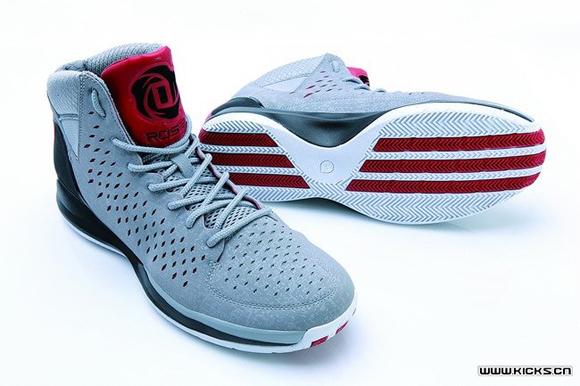 timeless design d4367 81ece adidas-adiZero-Rose-3.0-Home--Away-3