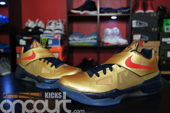 best sneakers 64e0f 946ac Nike-Zoom-KD-IV-(4)- Gold-Medal