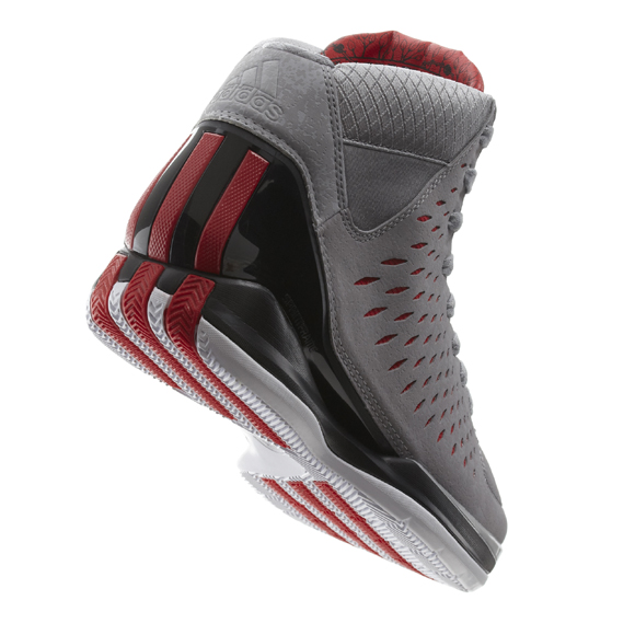 adidas & Derrick Rose Launch 'D Rose 3' Signature Shoe & Collection - WearTesters