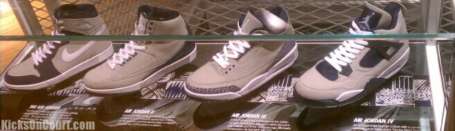 Air-Jordan-Georgetown-Collection-at-NikeTown-Washington-DC-1