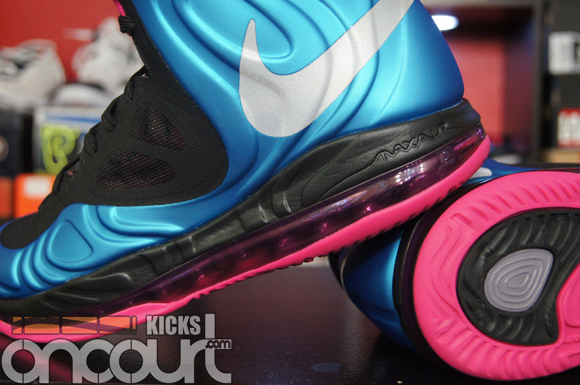 00f65b67fd4109 First Impression  Nike Air Max Hyperposite - WearTesters