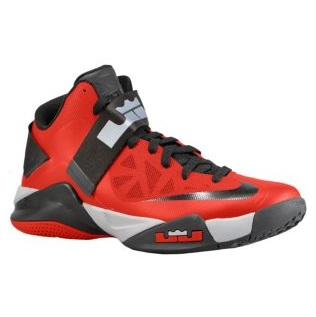 buy online 64db4 d62d8 Nike Zoom Soldier VI (6) University Red  Wolf Grey  Black