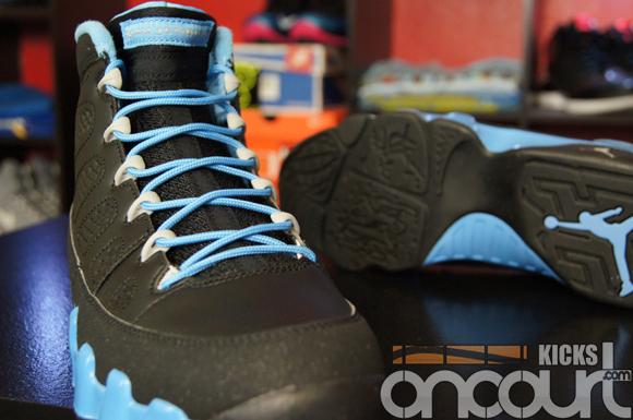 new concept c781f 83247 Air-Jordan-IX-(9)-Retro-Black-Matt-