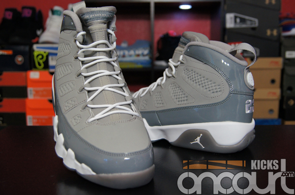 44d7c1e2f2e8 Air-Jordan-IX-(9)-Retro- Cool-Grey -2012-Detailed-Images-11 ...